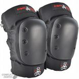 "TRIPLE EIGHT ""KP-22"" Knee Pads Roller Derby Skateboard Snowboard BMX S M  L or XL Protection"